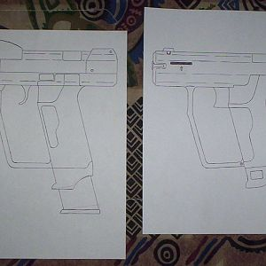 Sidearm comparison