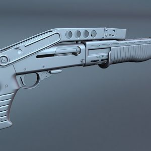 spas 12 high-poly stand alone render