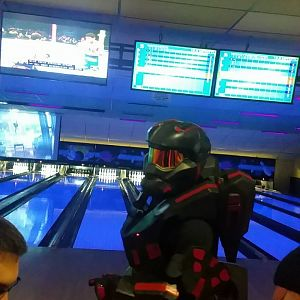 Bowling (Sci-Fi Valley Con) 2016