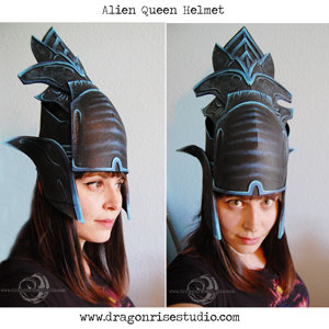 Alien Queen Headdress