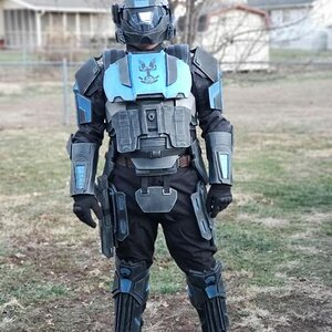 ODST First build 5